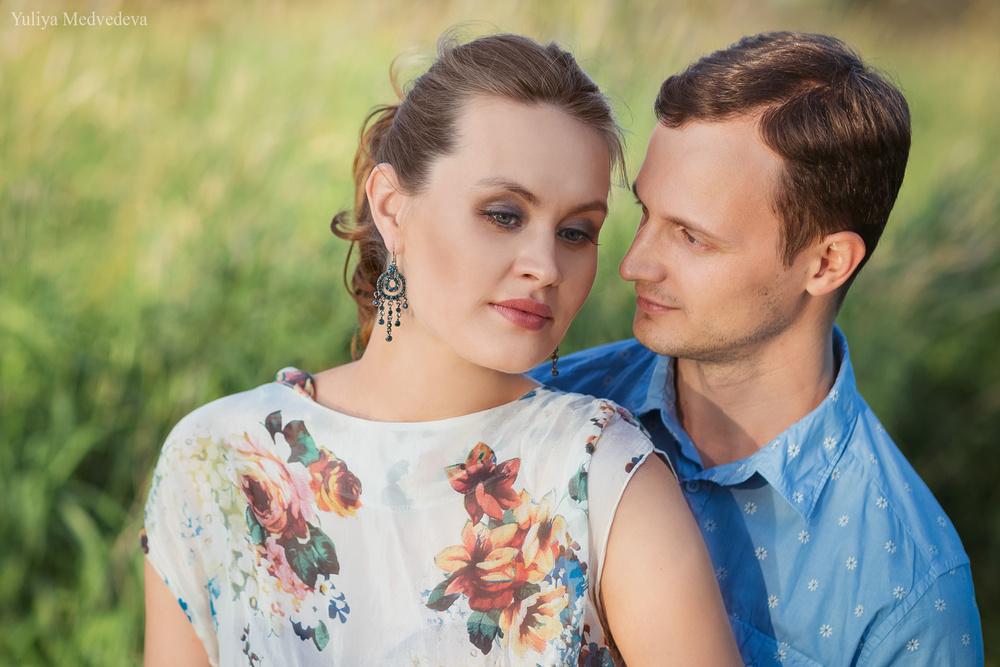 Юлана и Фёдор (в ожидании)