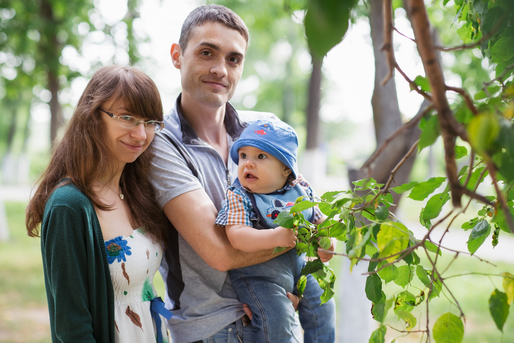 Саша, Полина и Дима