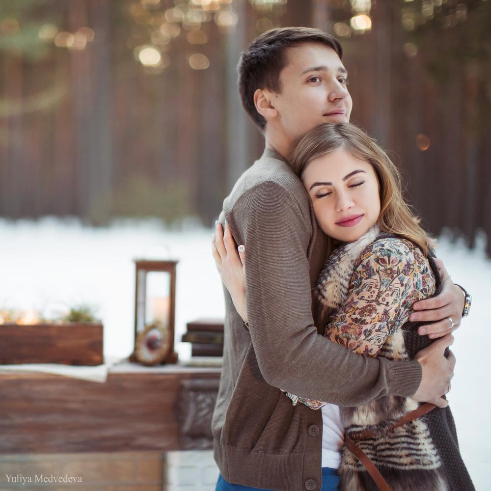 Максим и Ольга (14 февраля)