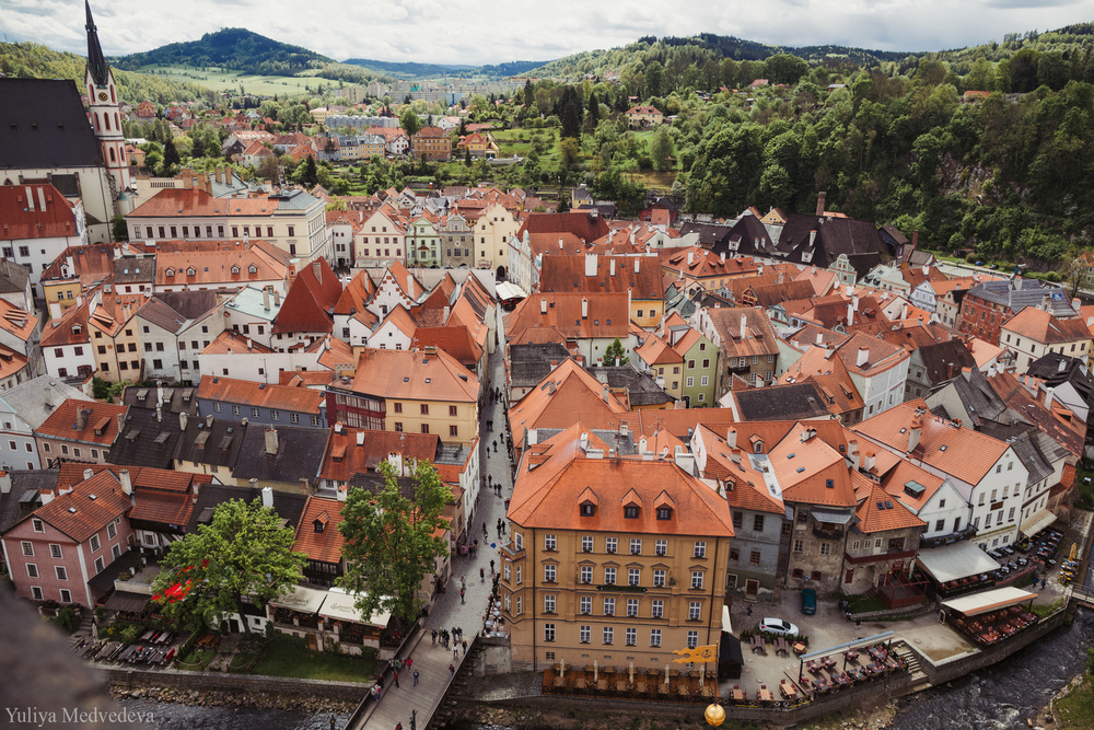 Германия, Чехия, Австрия (2014)