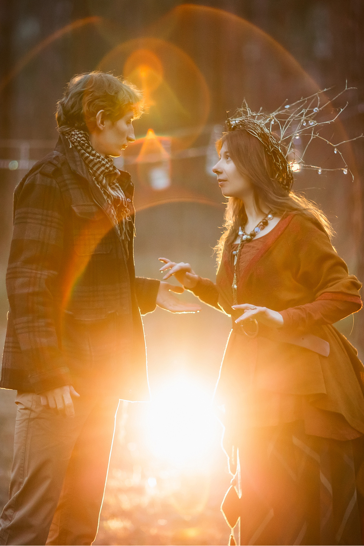 Вадим и Екатерина (Сны..)