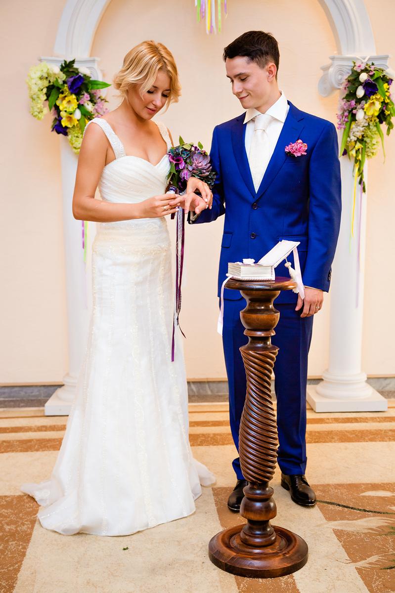 Свадьба Мария и Евгений