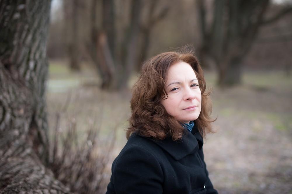 Женский портрет - Анна. Пробуждение природы