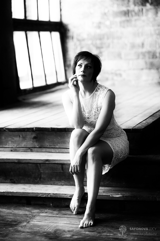 Женский портрет - Татьяна.