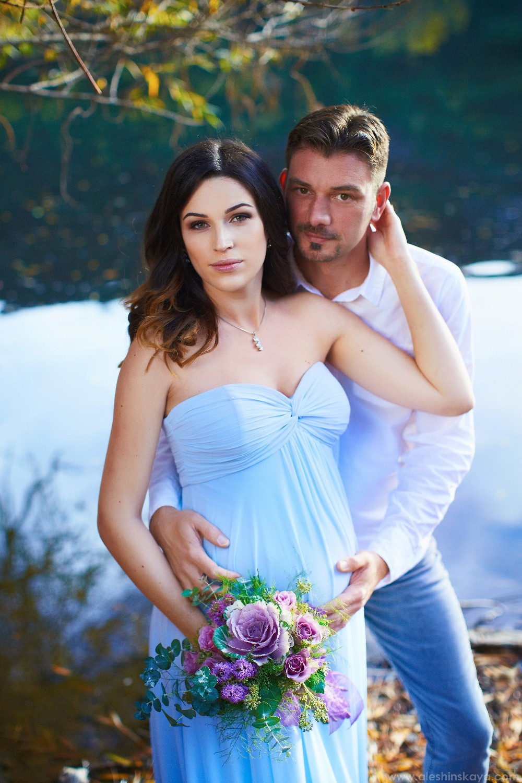 Pregnancy of Marina