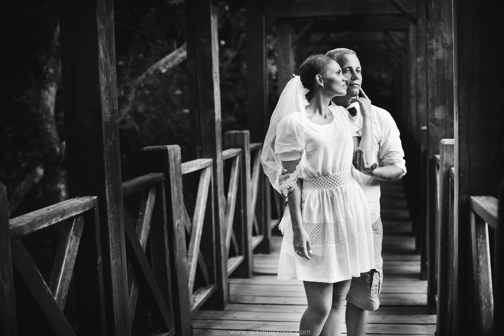 Oleg and Polina at Kursunlu