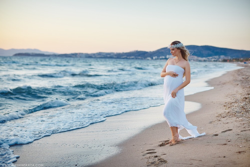 Pregnancy near sea