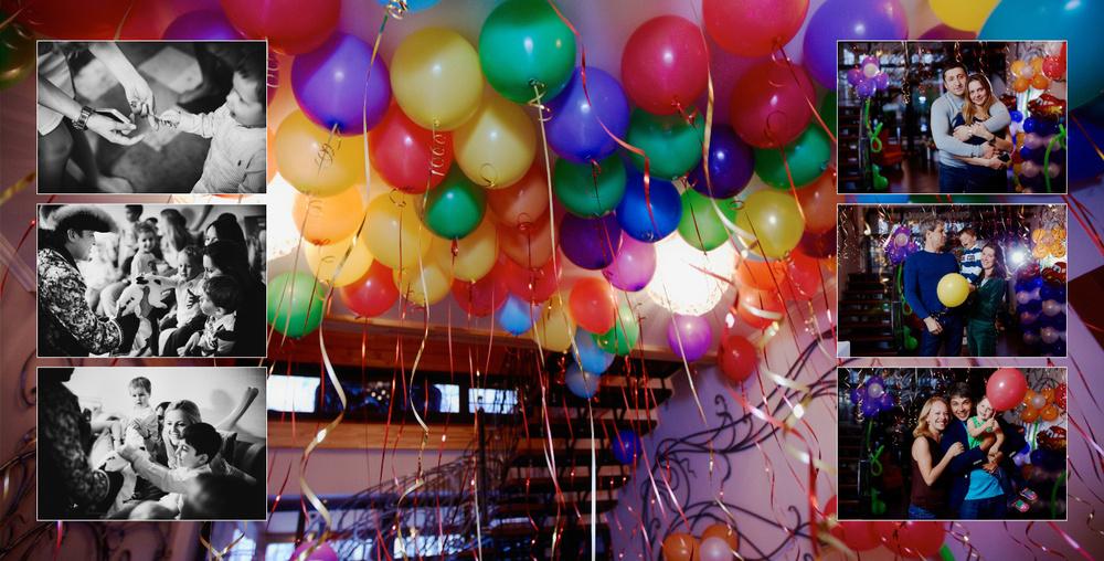 Birthday of Kostik