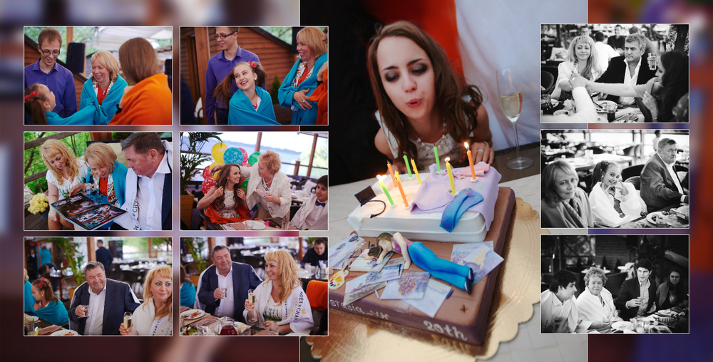 Birthday 20 years Nastia