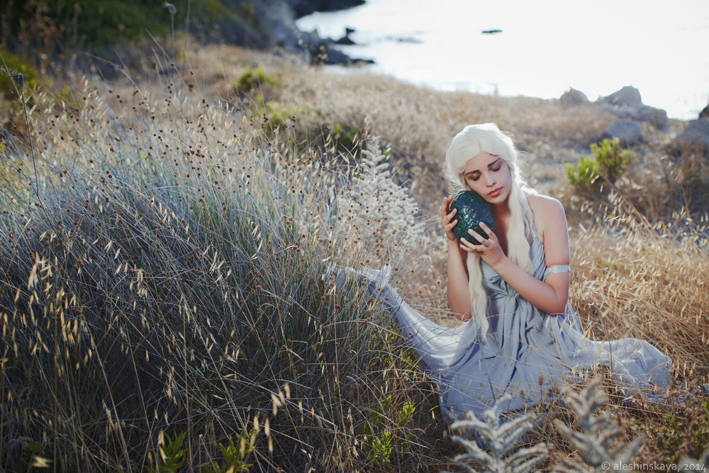 Cosplay project: Daenerys