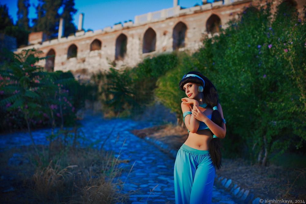 Cosplay project: Disney's Jasmine