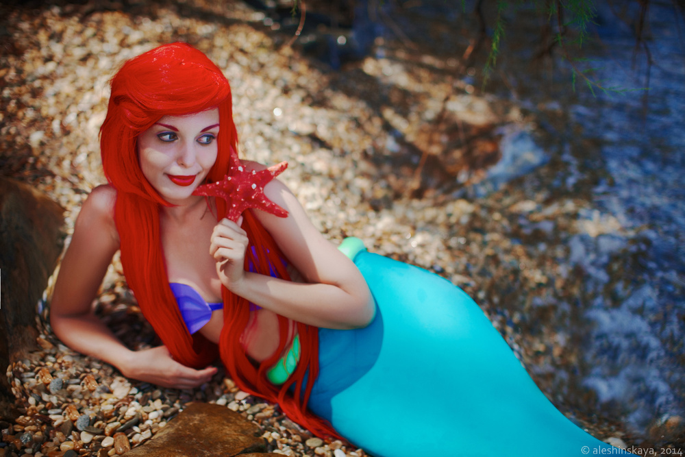 Cosplay project: Disney's Arielle