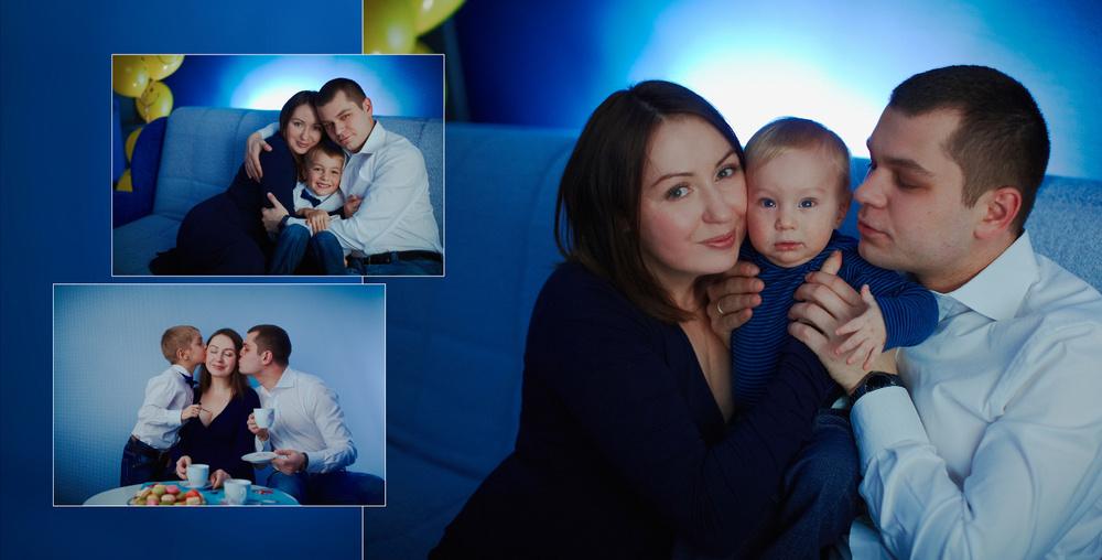 Lena's family