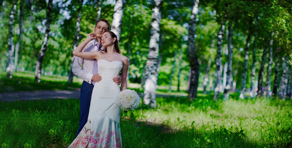 Galiya and Alexandr