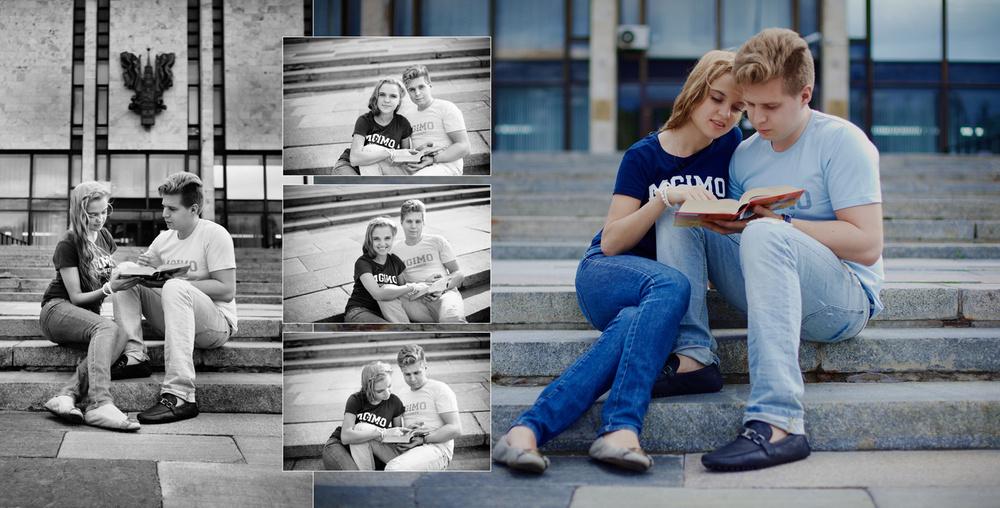 University love-story