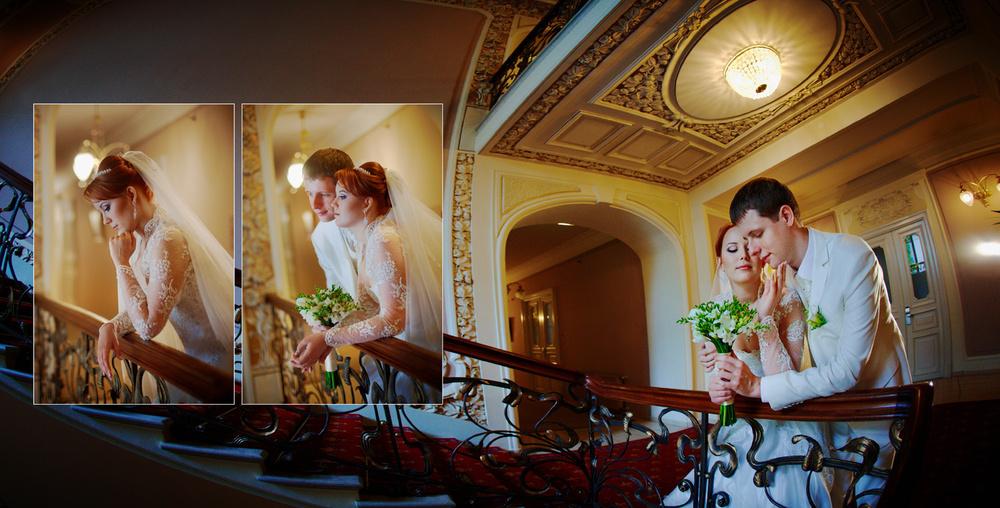 Wedding in fairytale style