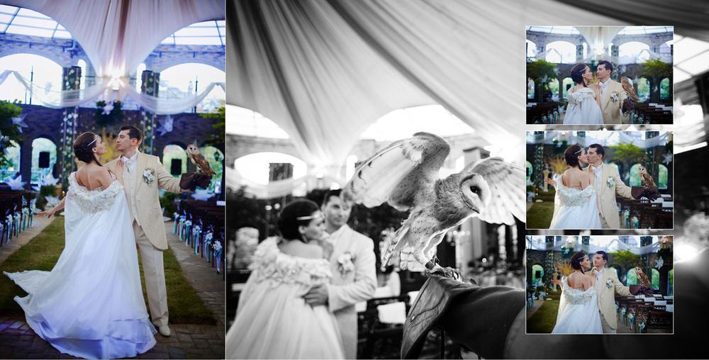 Amazing Elfish Wedding