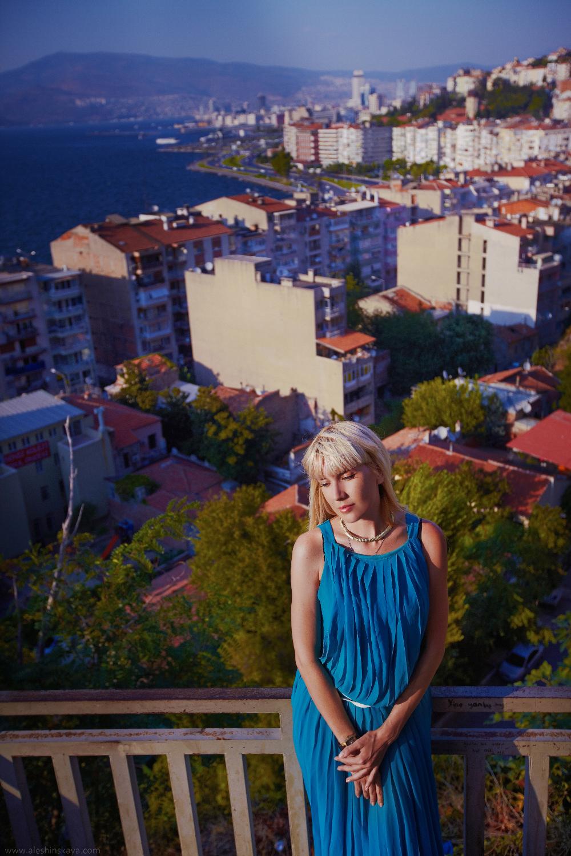 Katerina in Izmir