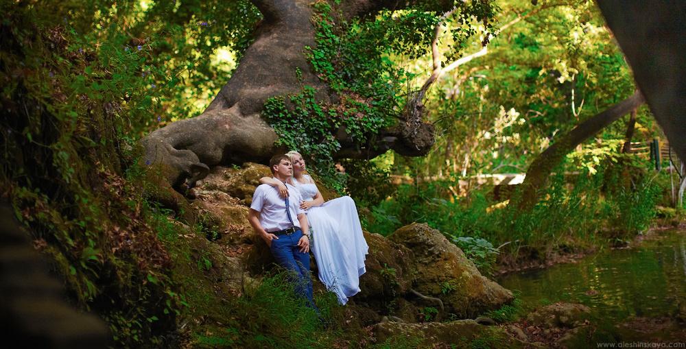 Valentina and Ivan at Antalya