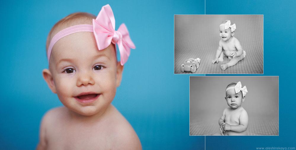 Polina 6 months