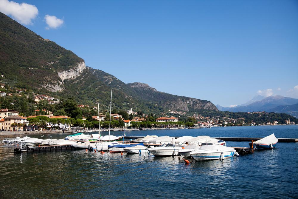Italy, Como lake, Natasha&Dima