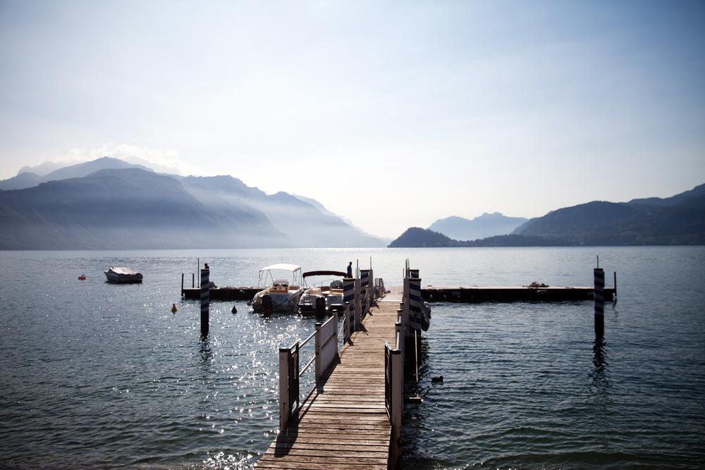 Italy, Como lake, Natalia&Dima