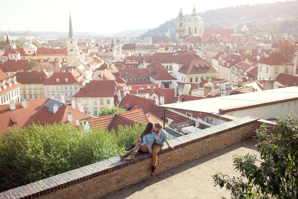 Prague, Andrey&Dasha