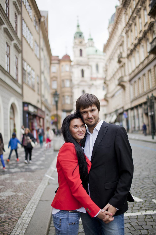 Prague, Natasha&Slava