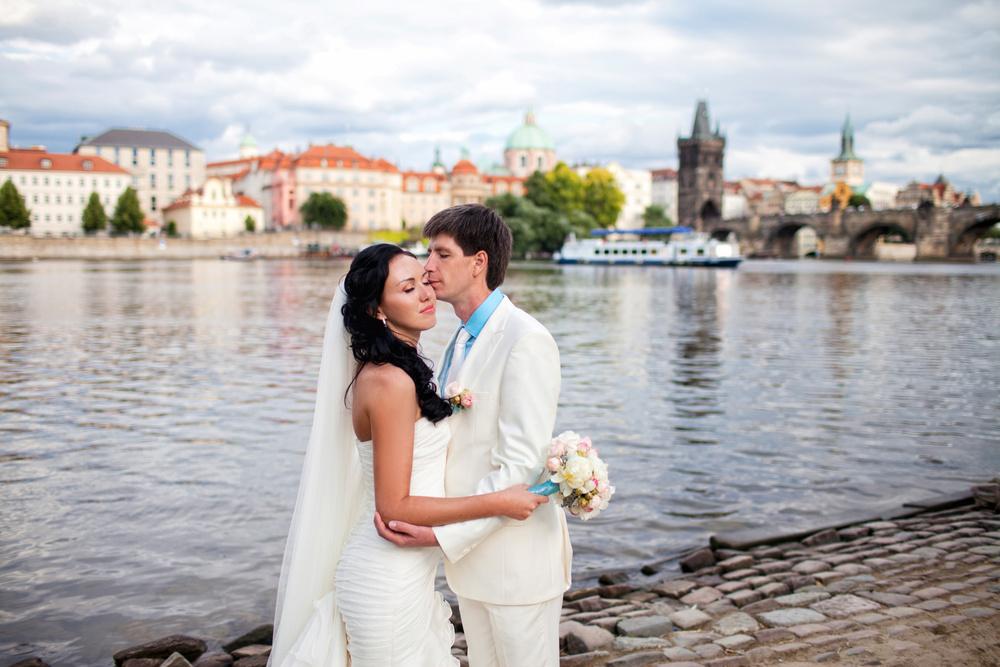 Prague, Hluboka nad Vltavou, Tatiana&Evgeniy