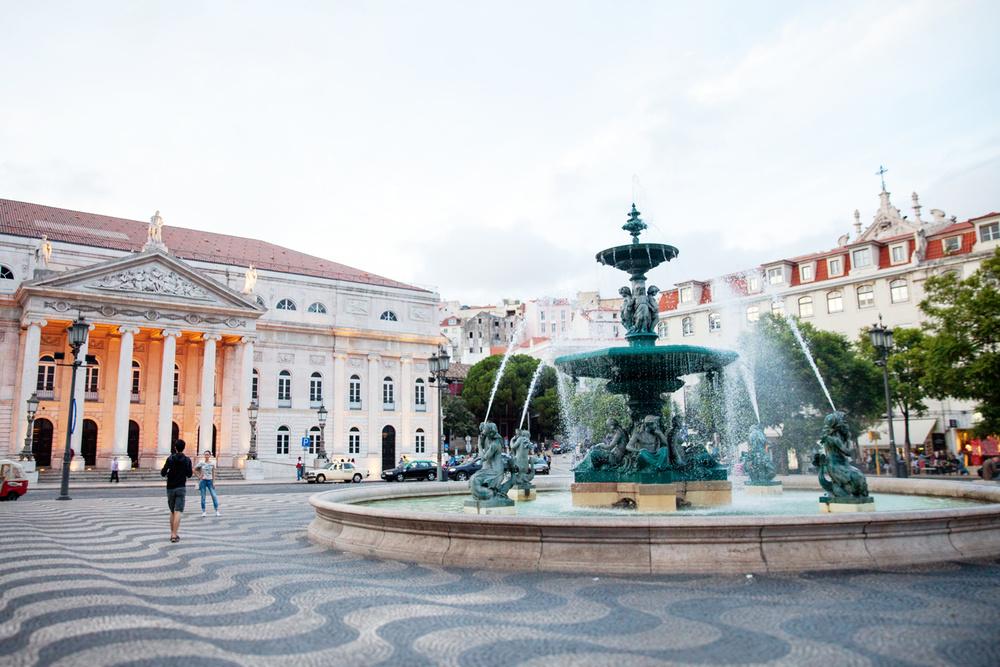 Lisbon, Portugal, Katya&Kolya