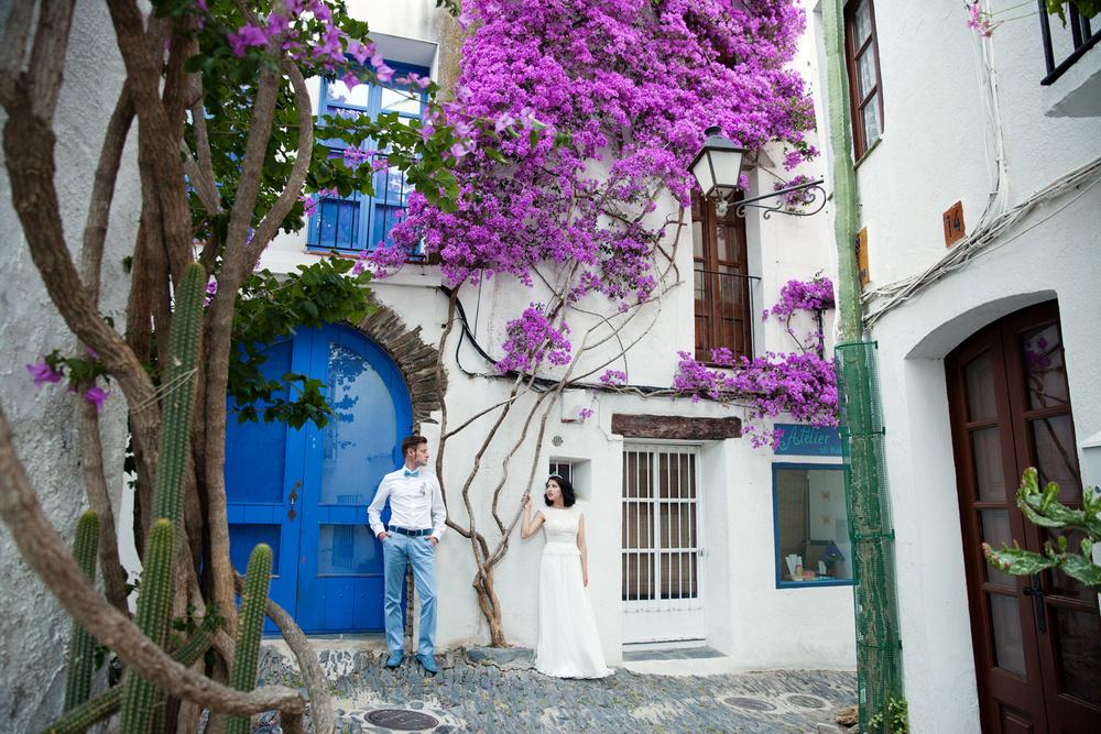 Spain, Roses, Girona, Diana&Sergey
