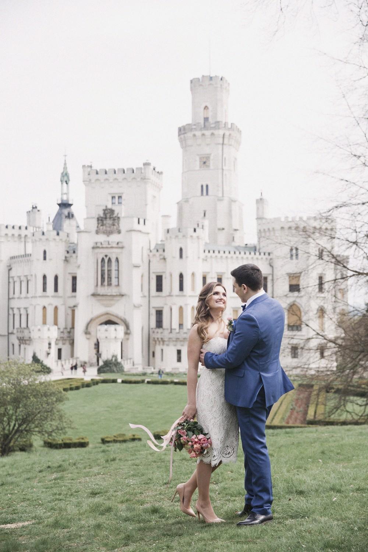 Hluboka Castle, Ekaterina&Emil