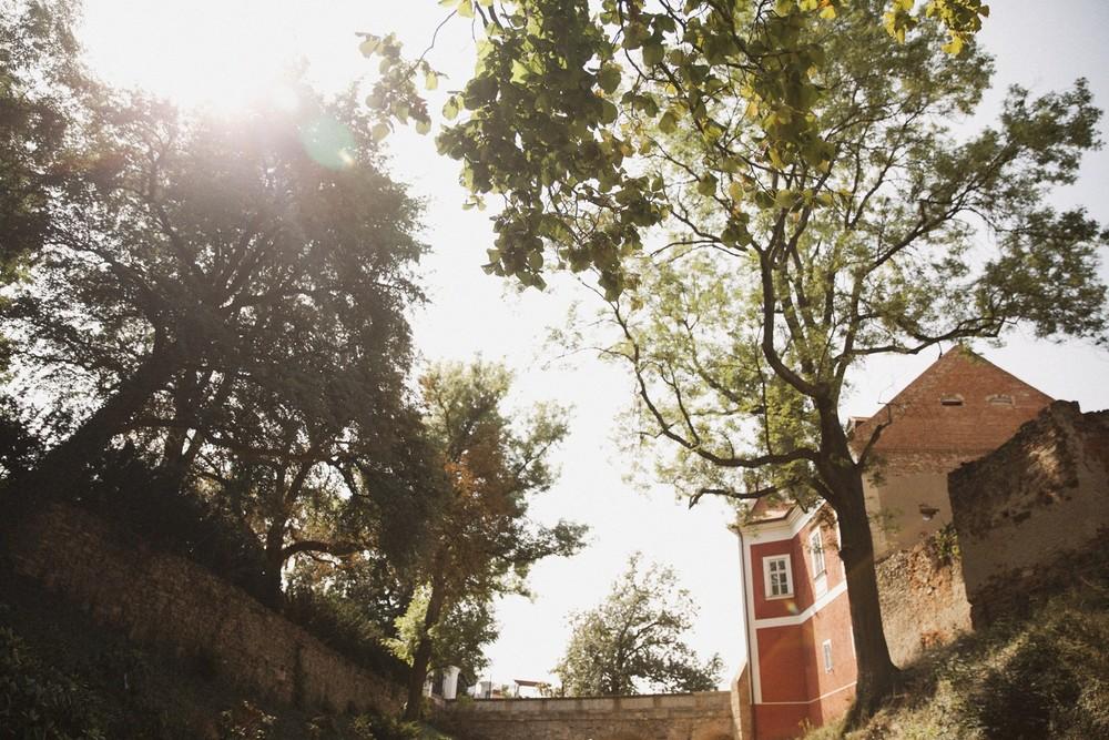 Prague, Savoia Castle, Marianna&Ilya