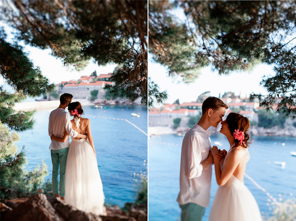 Ksenia & Pavel, Montenegro