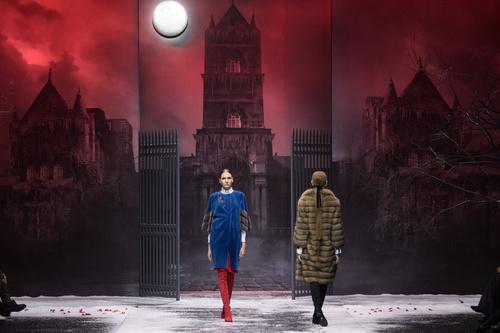 23 октября, заключительный день 36 сезона Недели моды в Москве