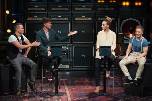 10 августа, в четверг, на ТНТ стартует новое и единственное в своем роде комедийно-музыкальное шоу — «Студия СОЮЗ».