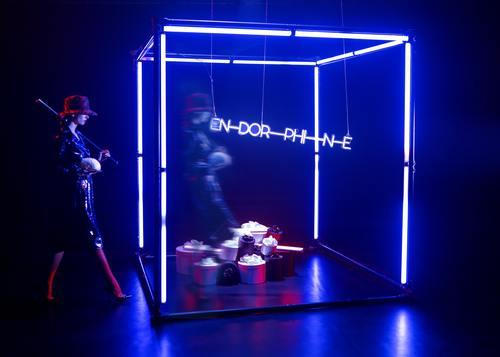 Концентрат моды, музыки и театра в ARTPLAY: Театральный экспириенс ENDORPHINE 3 ноября