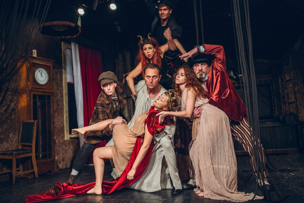 «Булгаков. Куклы.»: большая премьера на сцене театра им. М. Булгакова