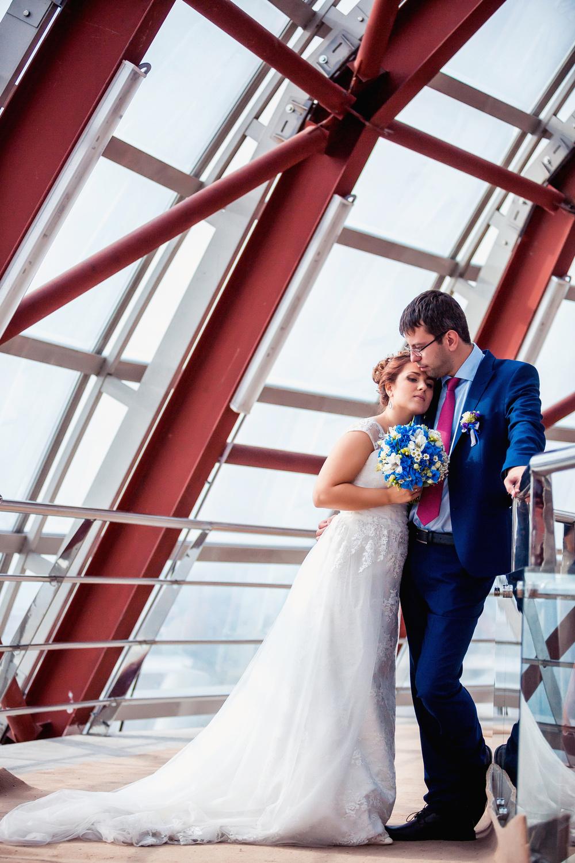 Сергей и Ксения. Свадебная серия