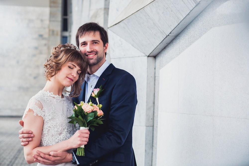 Александр и Катя. Весна 2016
