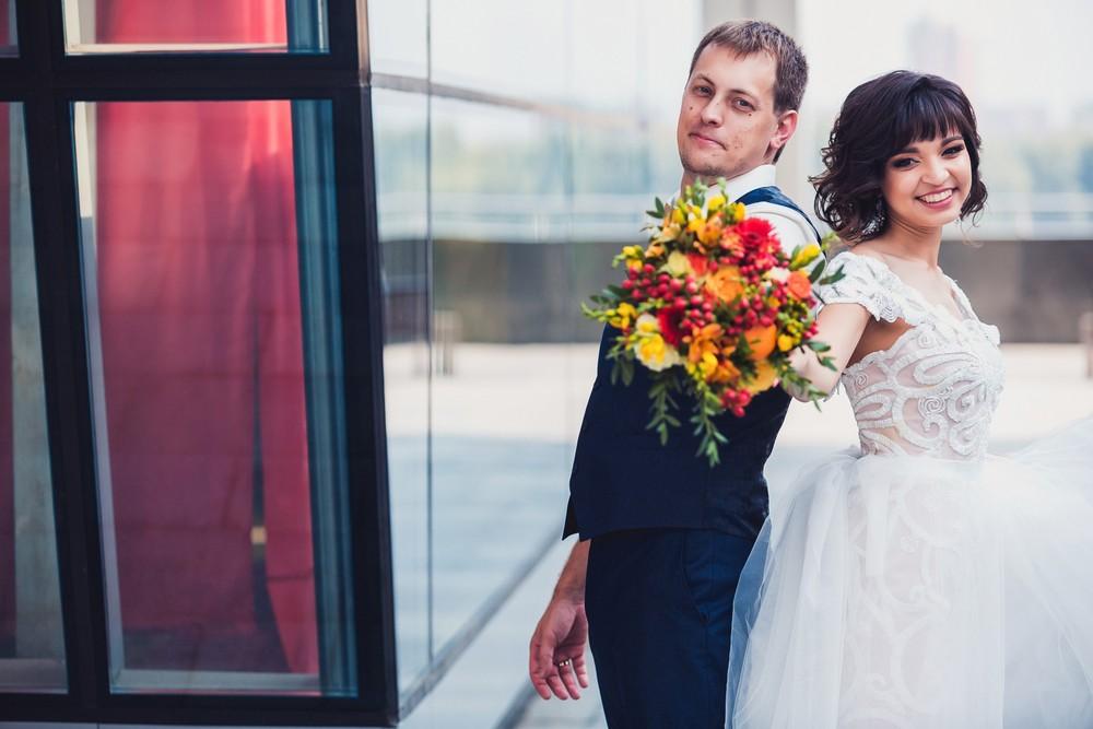 Дмитрий и Валентина. Яркая серия. Август 2016