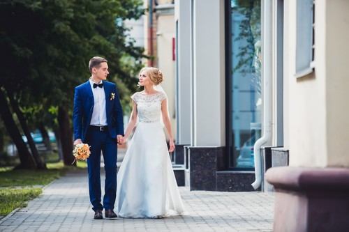 Владислав и Катя. Август 2017