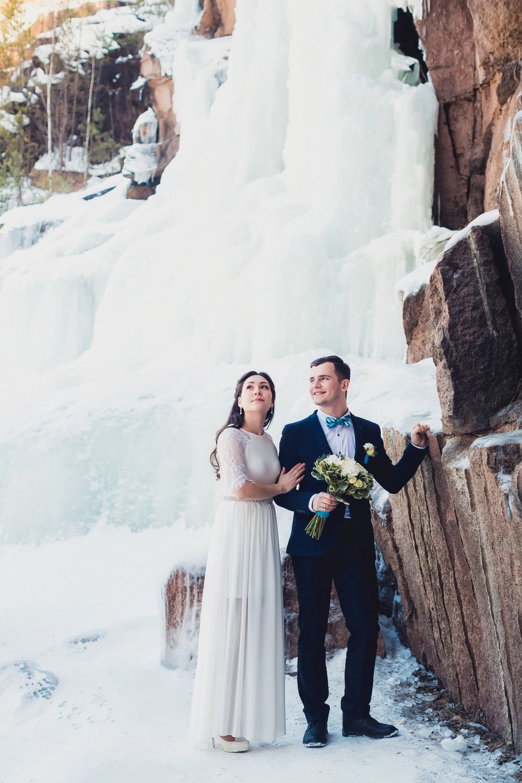 Артем и Марина. Март 2018
