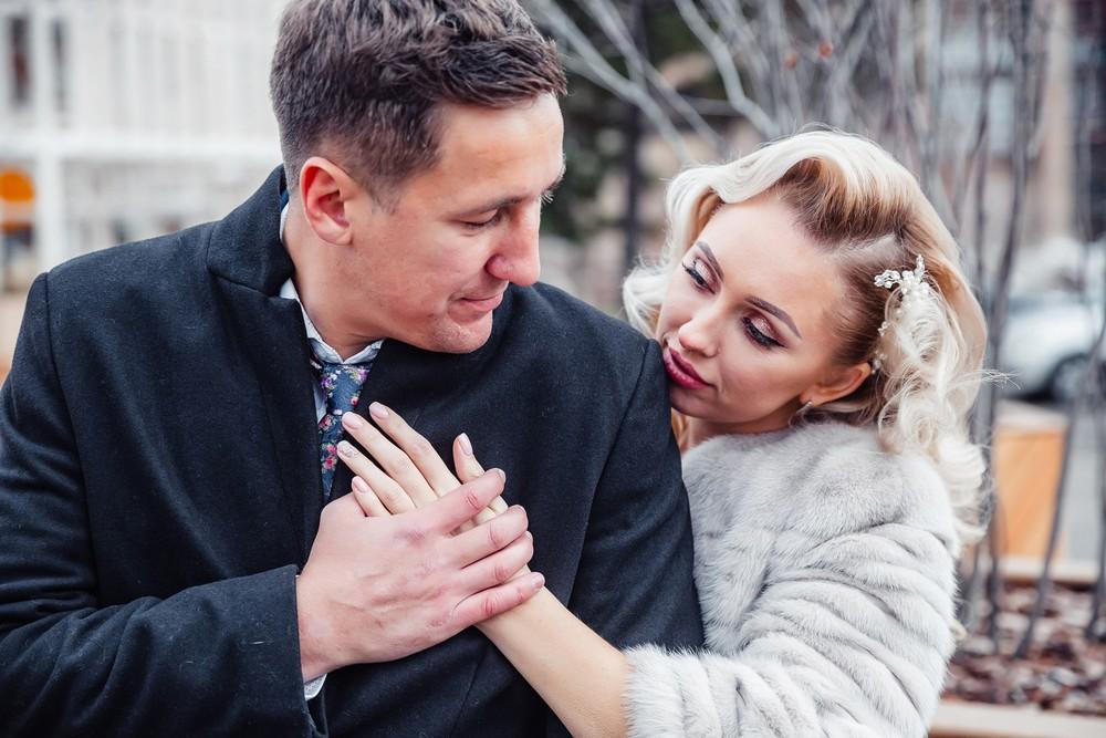Антон и Кристина. Ноябрь 2018