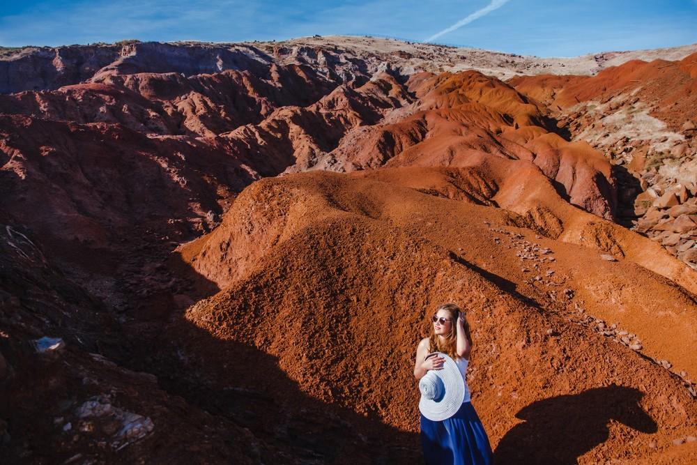 Пойдем погуляем по Марсу. Мадейра