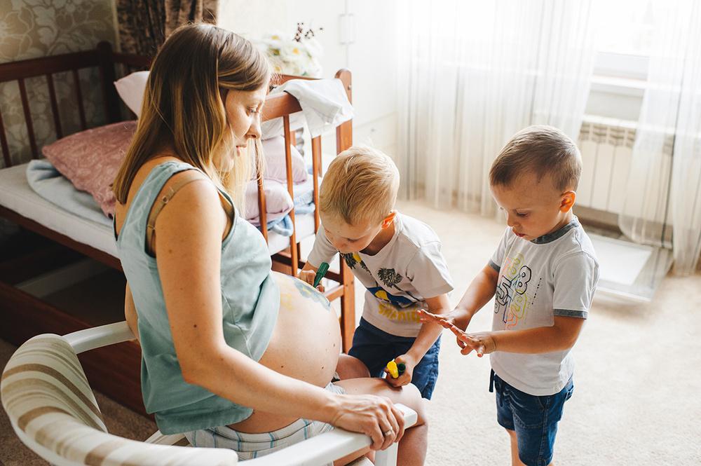 Беременность  - Ждем Анечку - Беременность, в ожидании ребенка