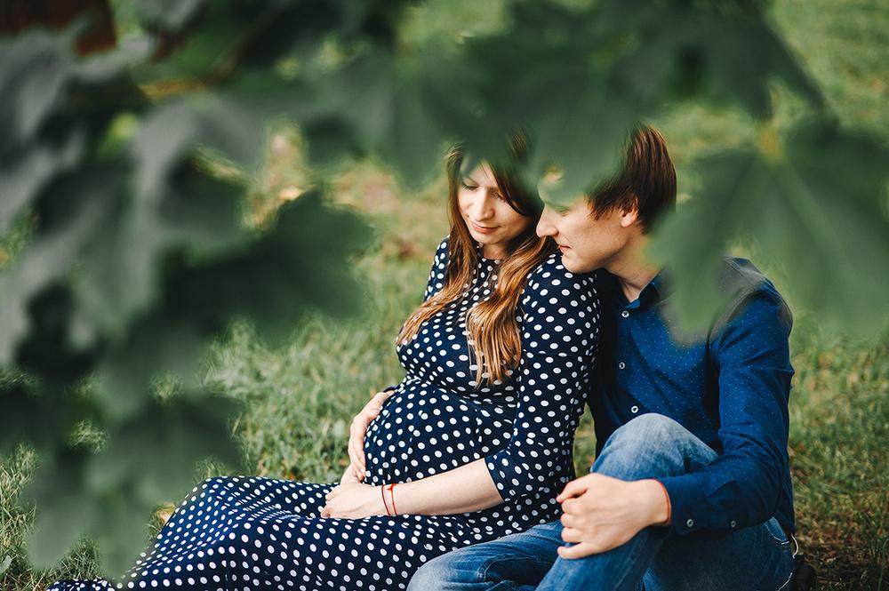 Беременность  - Юля+Леша=Lovely