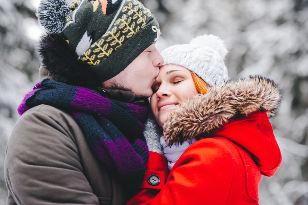 Love Story - Оля+Гриша - свадебная съемка