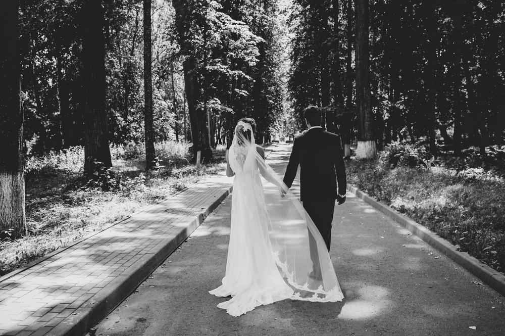 Свадьба - V&S - свадебная съемка