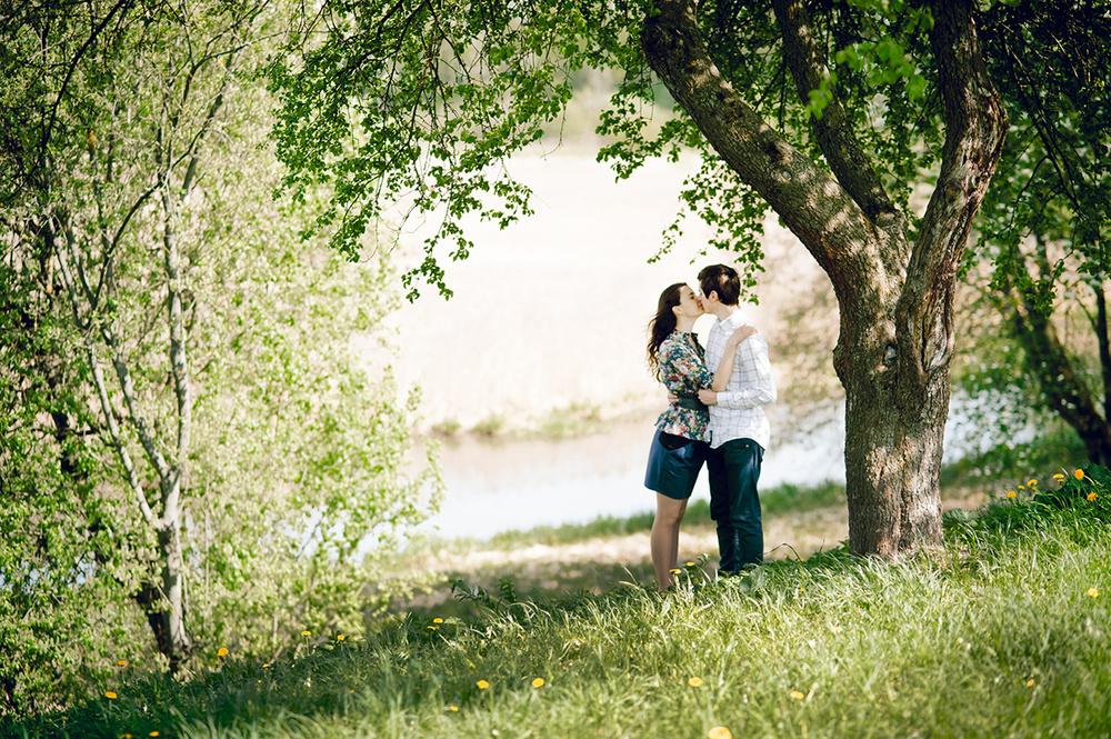 Love Story - A&A - свадебная съемка